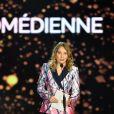 Exclusif - Déborah François - 12ème cérémonie des Globes de Cristal 2018 au cabaret parisien Le Lido à Paris, France, le 12 février 2018. © Rachid Bellak/Pool/Bestimage