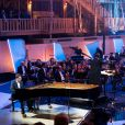 Exclusif - Lucas Debargue - 25e édition des Victoires de la Musique Classique à Evian-les-Bains. Le 23 février 2018 © Cyril Moreau/Bestimage