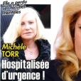 """Couverture du magazine """"Ici Paris"""" en kiosques le 21 février 2018"""