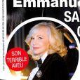 """Couverture du magazine """"France Dimanche"""" en kiosques le 2 mars 2018"""