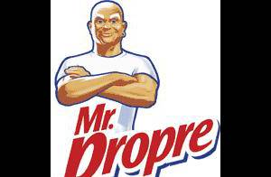 Sale affaire pour Mr Propre