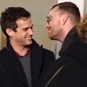 Sam Smith et Brandon Flynn : Les amoureux s'embrassent avec fougue