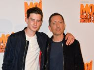 Gad Elmaleh et son fils Noé sur leur 31 pour la soirée des Oscars