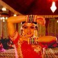L'actrice indienne Sridevi dans le film Chandni