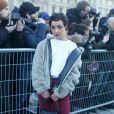 Ruth Negga - Défilé Louis Vuitton collection automne-hiver 2018/2019 au Musée du Louvre. Paris, le 6 mars 2018. © CVS / Veeren / Bestimage