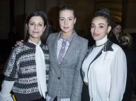 Fashion Week : Clap de fin avec Camélia Jordana et Léa Seydoux