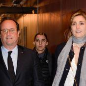 """Julie Gayet et François Hollande : Un quinquennat """"d'une violence folle"""""""
