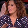 """Faustine Bollaert méconnaissable dans """"Premiers Baiser"""" - """"Les enfants de la télé"""", France 2, 10 mars 2018"""