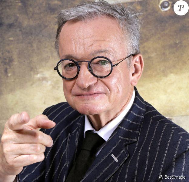Portrait de Jean-Luc Petitrenaud. Mai 2016.
