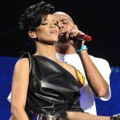 """Rihanna """"giflée"""" et Chris Brown """"cogné"""", la polémique fait rage"""