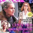 "Magazine ""Closer"", en kiosques vendredi 16 mars 2018."