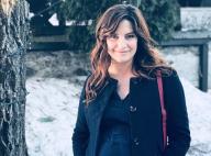 Laetitia Milot : Baby bump très arrondi et congé maternité en approche !