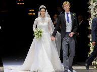 """Mariage de Christian de Hanovre : Toutes les robes de la mariée, """"Sassa"""" de Osma"""
