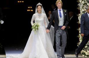 Mariage de Christian de Hanovre : Toutes les robes de la mariée,
