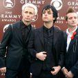 Green Day aux Grammy Awards, en février 2005