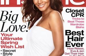 Halle Berry heureuse en future maman