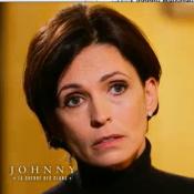 Adeline Blondieau révèle comment elle a appris la mort de son ex Johnny Hallyday