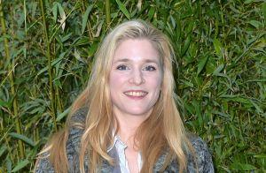 Natacha Régnier, maman divorcée :