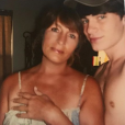 Colton Haynes et sa mère Dana