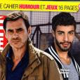 "Magazine ""Télé Poche"" en kiosques lundi 26 mars 2018."