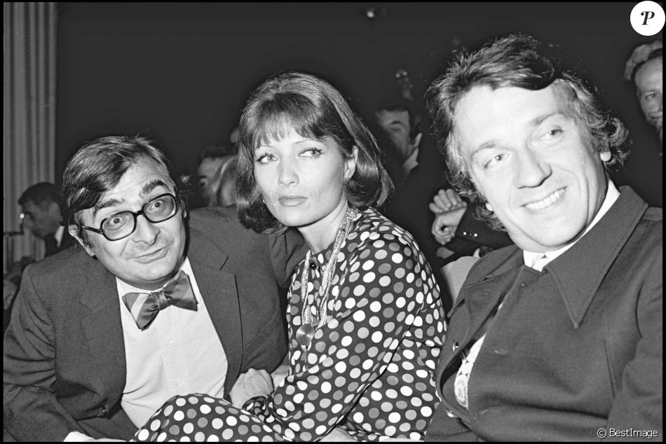 claude chabrol st phane audran et jean pierre cassel paris en 1970 purepeople. Black Bedroom Furniture Sets. Home Design Ideas