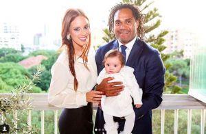 Christian Karembeu papa : Sa petite fille, au prénom dévoilé, est à croquer !