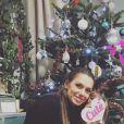 """Raphaële de """"Koh-Lanta"""" et sa fille, Instagram, 2017"""