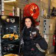 "Exclusif - Aïda Touihri - Course ""Talon Pointe by Abarth"" au circuit Bugatti du Mans les 24 et 25 mars 2018."