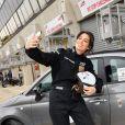 """Exclusif - Laurie Cholewa - Course """"Talon Pointe by Abarth"""" au circuit Bugatti du Mans les 24 et 25 mars 2018."""