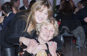 Carla Bruni : Moment de tendresse irrésistible avec sa mère et sa fille Giulia