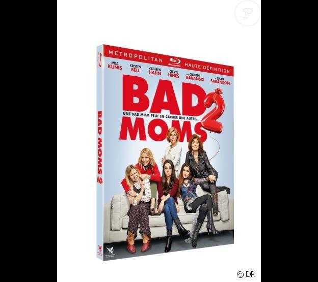 Le DVD de Bad Moms 2, disponble depuis le 2 avril 2018