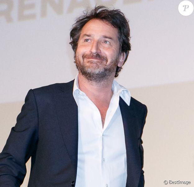Edouard Baer - Cérémonie d'ouverture du 25ème Festival du film français au Japon à Tokyo, Japon, le 22 juin 2017.