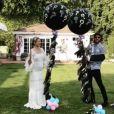 Kate Hudson révèle être enceinte et le sexe de son troisième enfant - Sur Instagram le 6 avril 2018.