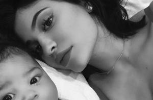 Kylie Jenner, jeune maman gourmande, révèle combien de kilos elle veut perdre