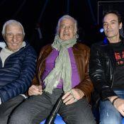 Jean-Paul Belmondo et Anthony Delon réunis pour soutenir Tony Yoka