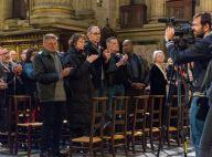 Messe pour Johnny Hallyday : Des centaines de fans se retrouvent à la Madeleine