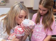 Jamie Lynn Spears a accouché : La petite soeur de Britney présente sa fille