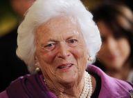 """Barbara Bush, sa """"santé déclinante"""" : L'ex-First lady arrête son traitement"""