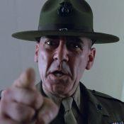 """Mort de R. Lee Ermey, inoubliable sergent Hartman dans """"Full Metal Jacket"""""""