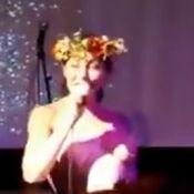 Lio se met seins nus pour fêter les 10 ans des Femen !