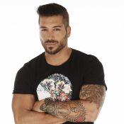 Alain (Secret Story 11) s'offre un énorme tatouage dans le dos
