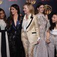 Sarah Paulson, Mindy Kaling, Sandra Bullock, Cate Blanchett, Anne Hathaway, Awkwafina à la soirée Warner Bros au CinemaCon 2018 à l'hôtel Caesar palace à Las Vegas, le 24 avril 2018