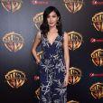 Gemma Chan à la soirée Warner Bros CinemaCon 2018 à l'hôtel Caesar palace à Las Vegas, le 24 avril 2018