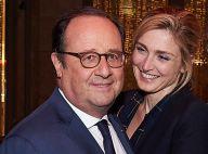 """François Hollande et Julie Gayet, duo stylé face aux stars de """"Dix pour cent"""""""