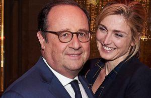 François Hollande et Julie Gayet, duo stylé face aux stars de