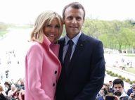 """Brigitte Macron """"si extraordinaire"""" qu'Emmanuel """"a peur qu'on la lui vole"""""""