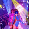 """Exclusif - Défilé de la 12ème édition du """"Casa Fashion Show"""" au Sofitel Casablanca Tour Blanche à Casablanca au Maroc le 21 avril 2017. © Philippe Doignon/Bestimage"""