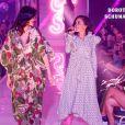 """Exclusif - Jenifer à la 12ème édition du """"Casa Fashion Show"""" au Sofitel Casablanca Tour Blanche à Casablanca au Maroc le 21 avril 2017. © Philippe Doignon/Bestimage"""