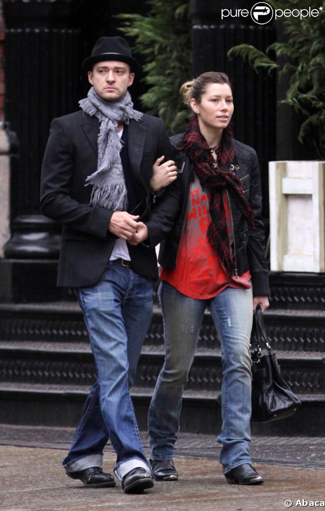 jessica biel and justin timberlake. Justin Timberlake et Jessica