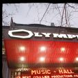 """Exclusif - Julien Clerc en concert sur la scène de l'Olympia dans le cadre de sa """"Tournée des 50 ans"""". Paris, le 9 Mars 2018. © Alain Guizard / Bestimage"""